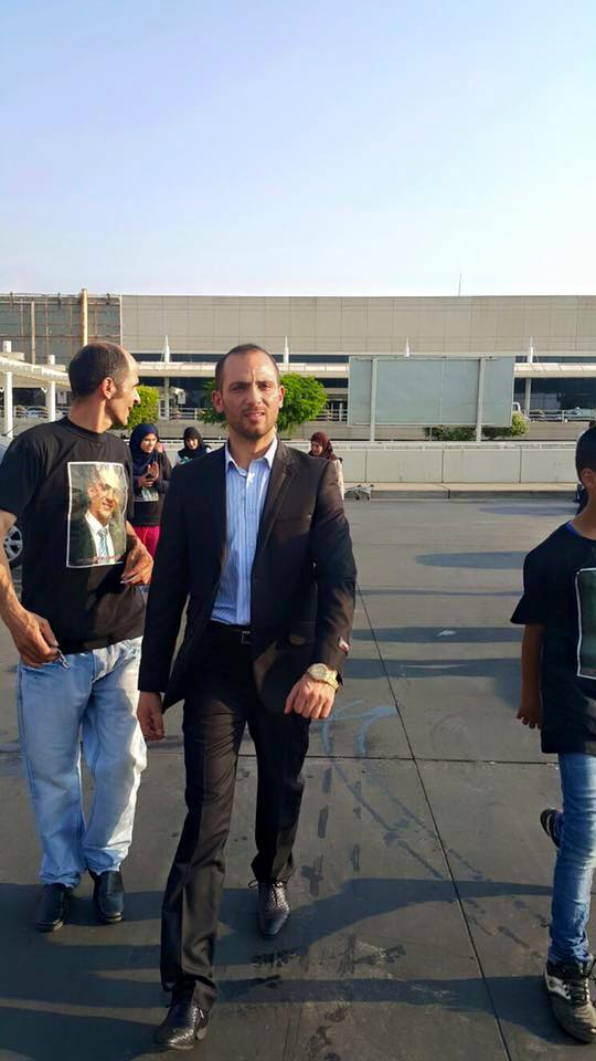 رئيس المجلس العكاري الاسترالي علي الحاج ديب في زيارة خاصة الى لبنان