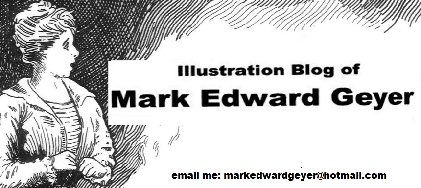 Illustration Blog of Mark Edward Geyer
