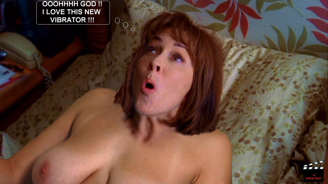 Nudes fake patrica heaton