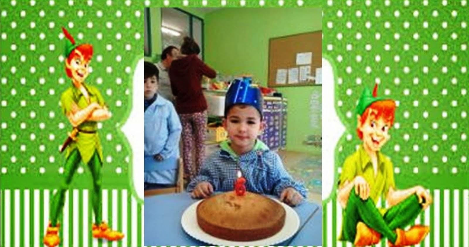 Cumpleaños de Bruno