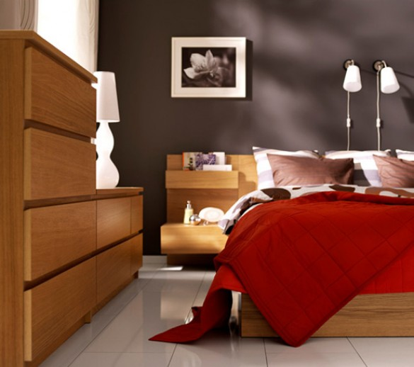 2011 ikea bedroom design examples modern house plans