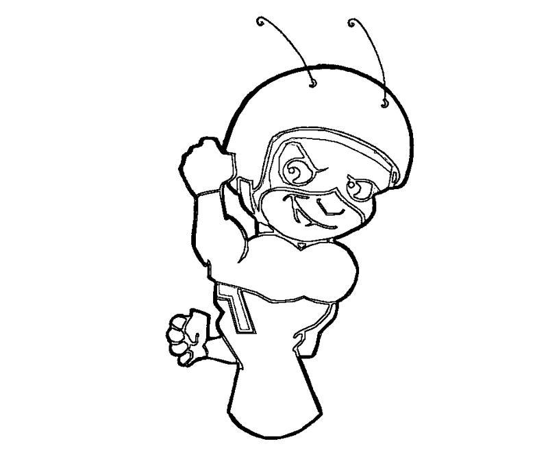 atom coloring pages - photo#11