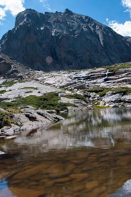 Shelf Lake, Rocky Mountain National Park