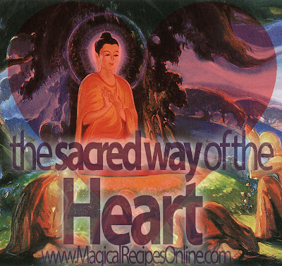 Heart Sutra Buddha Magic Spells Mantra