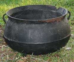 My washpot