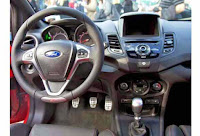 2014 Ford Fiesta ST reviews