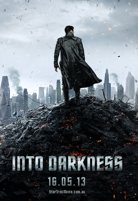 Phim Star Trek Into Darkness - Star Trek Into Darkness