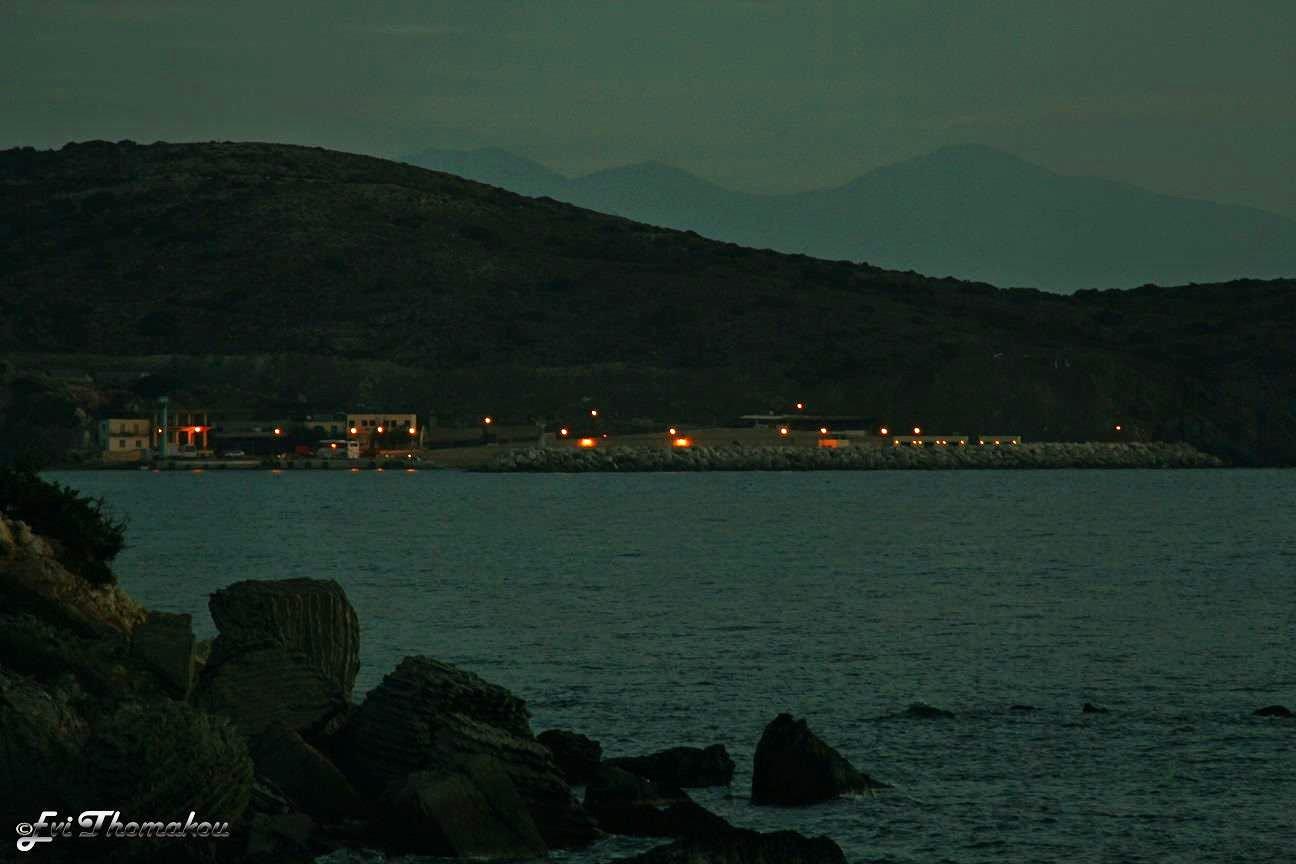 Karave Harbor, Gavdos - Το λιμάνι του Καραβέ, Γαύδος