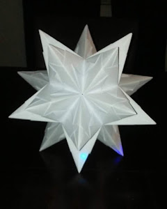 Click on the picture of the Modular Polyhedral Star Below,