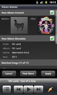Winamp Android - Aplikasi Pemutar Musik