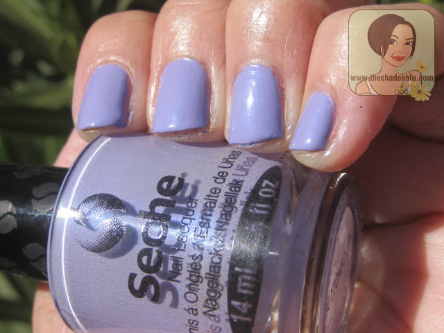 Seche Nail Lacquer in Buttoned Up