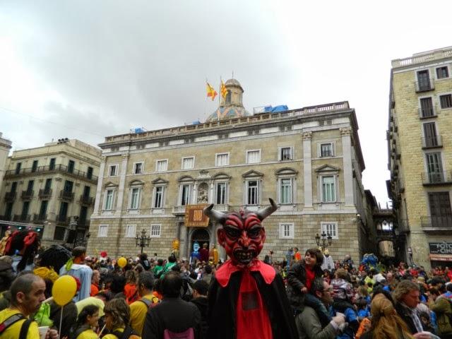 16 FEBRER DE 2013 - FESTES DE SANTA EULÀLIA DE BARCELONA