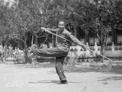 Shaolin Jingang Bashi 2