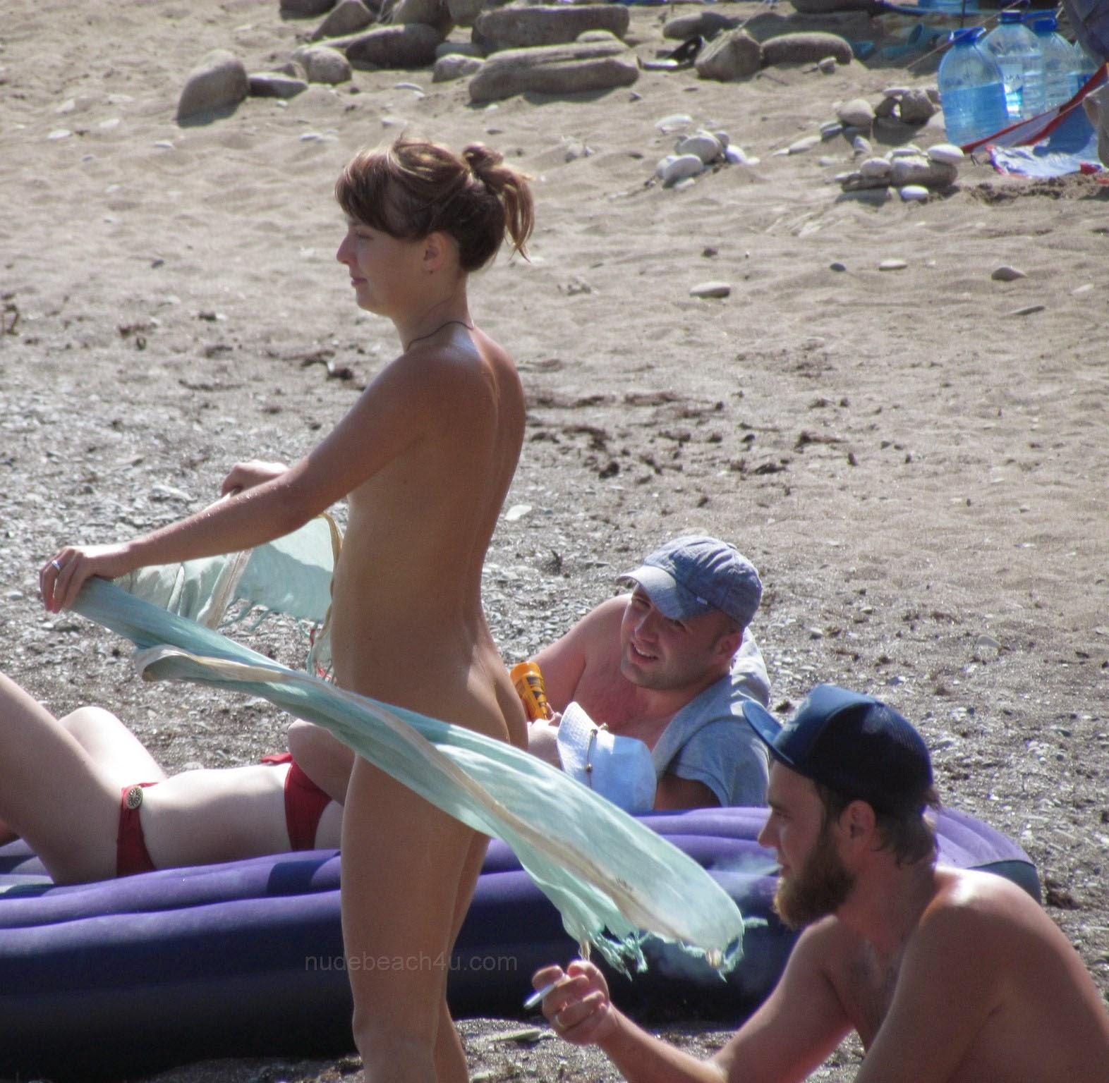 Are not Nude crimea girl