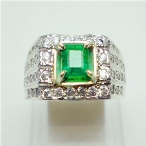 kode lp521 batu permata emerald beryl batu zamrud jamrud color hijau