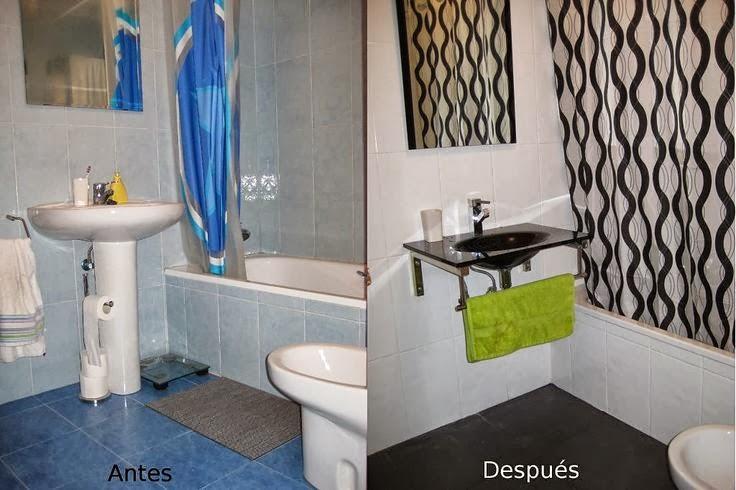 Baño Nuevo Sin Obras:Hogar diez: Renueva tu baño sin hacer obras