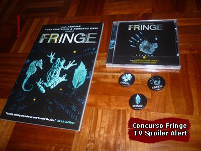Concurso Fringe TV Spoiler Alert 1er premio