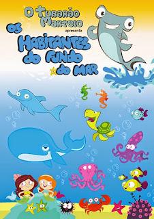 O Tubarão Martelo: Os Habitantes do Fundo do Mar - HDTV Nacional