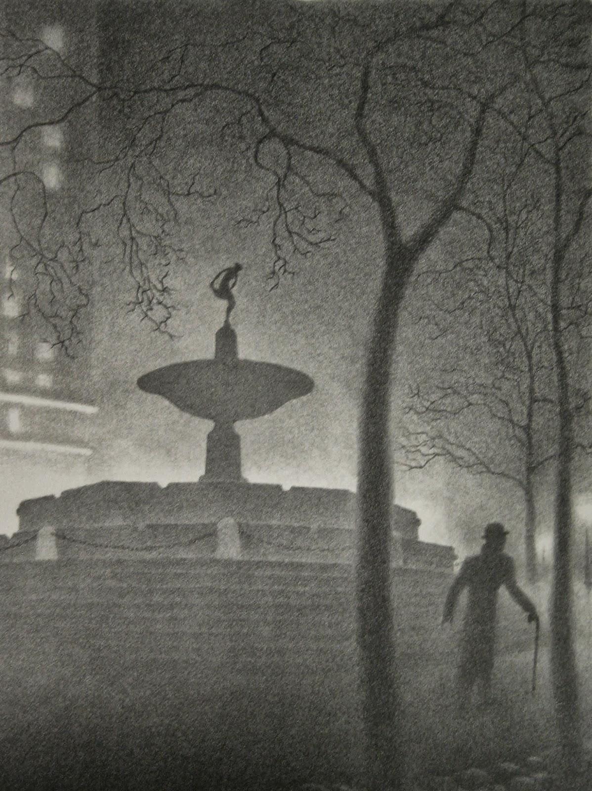 Doctor Ojiplático. Ellison Hoover. New York Litographs