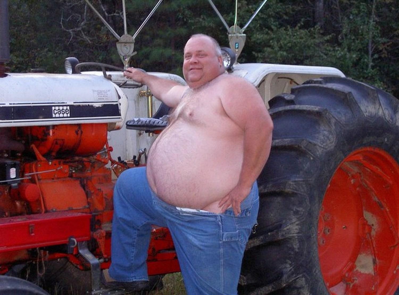 Chubdaddies New Home Belly Farm Boy