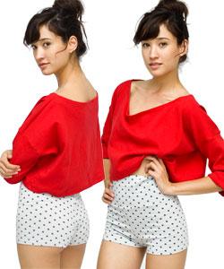 Something is. american apparel maria ozawa for