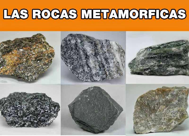 Las rocas metamorficas for Marmol clasificacion