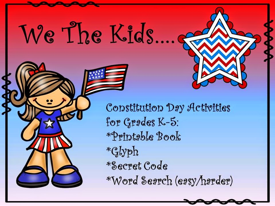 http://www.teacherspayteachers.com/Product/We-the-KidsAn-Activity-Pack-For-Constitution-Day-1444302