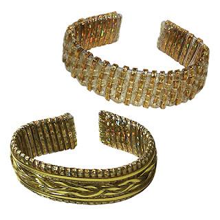 Rexlace Bracelet Kit - Gold | RexlaceClub.com