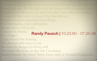 rest in peace randy