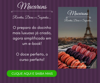 O preparo misterioso dos Macarons tão delicados e deliciosos, agora simplificado em um e-book! Torn