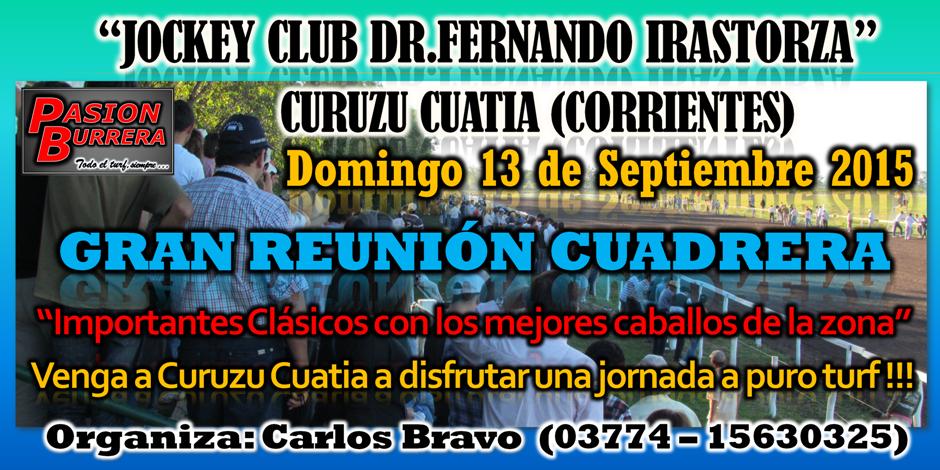 curuzu cuatia - 13 de septiembre