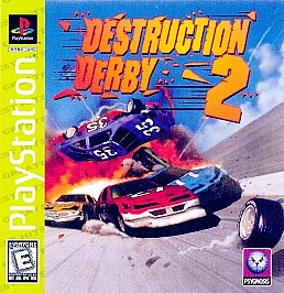 Download - Destruction Derby 2 - PS1 - ISO