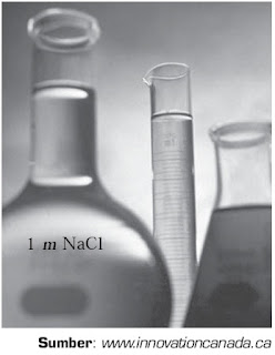 Satuan konsentrasi molalitas memegang peranan penting dalam aktivitas di laboratorium
