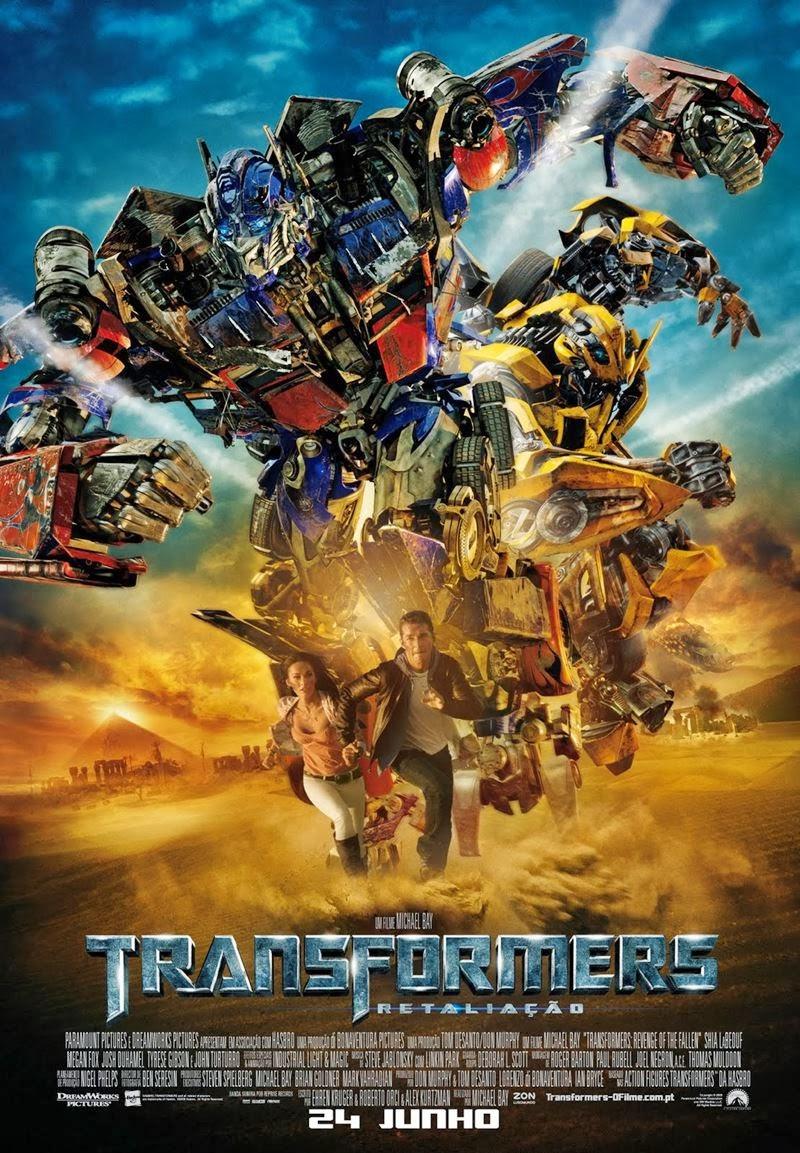 transformers 2: revenge of the fallen (2009) 720p brrip 1gb | gie movie