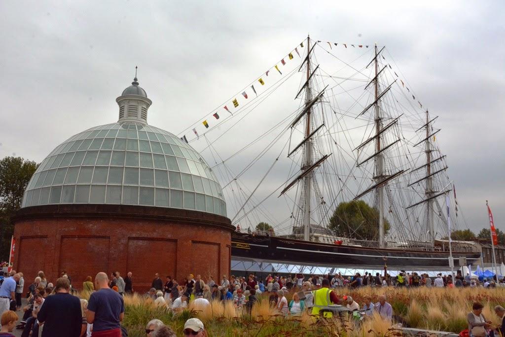 Greenwich dome