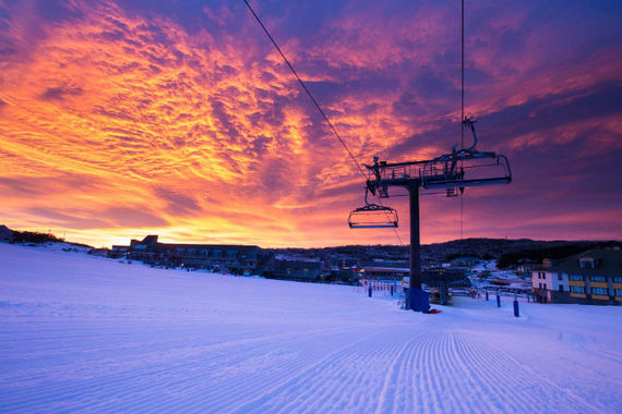 PHOTO: Perisher