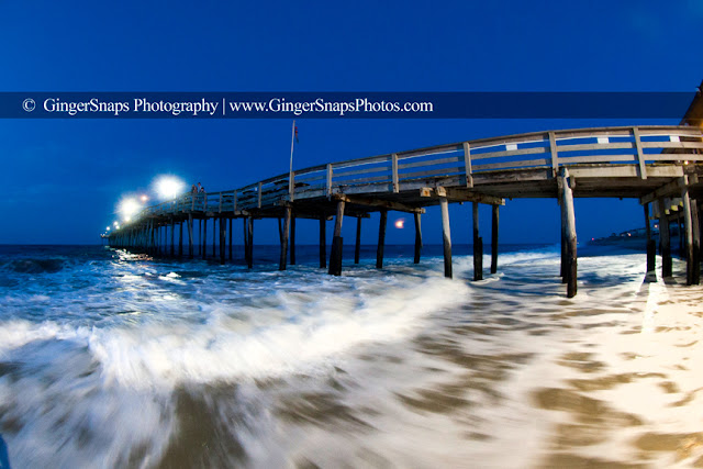 Gingersnaps photography june 2011 for Nags head fishing pier