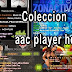Reproductores aac hd player colección