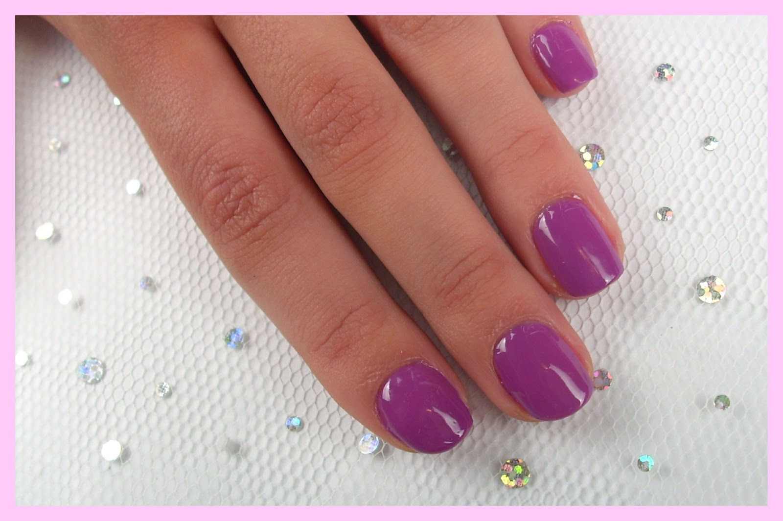 is a great way to give yourself your own soak of gel manicure at home