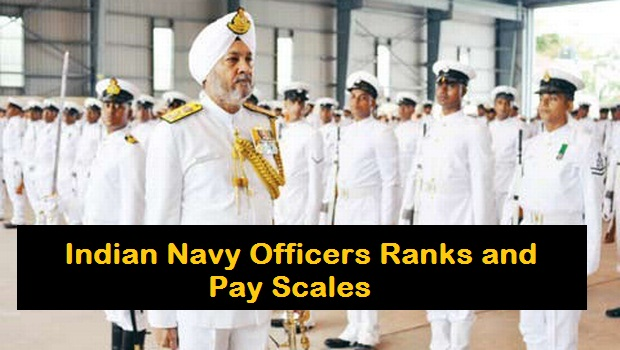 Army Ranks and Pay Scale