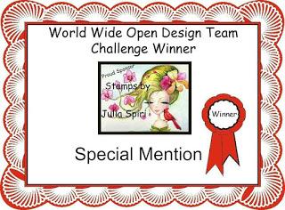 Certificate - WWO Design Team