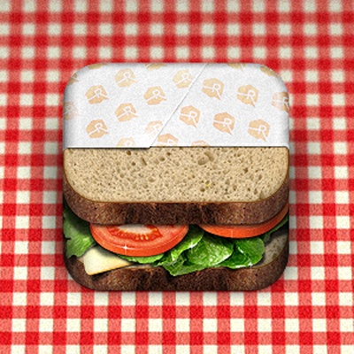 Ryan Ford, iconos para apps de comida