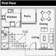 3 STORY MINI APARTMENT PLANS IN 48 M2