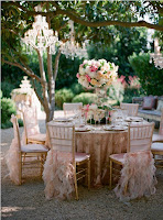 love #tablesettings # chaircovers