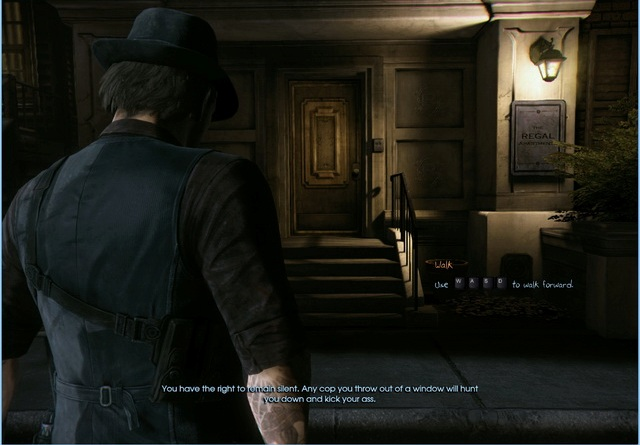 Murdered Soul Suspect PC Games Gameplay