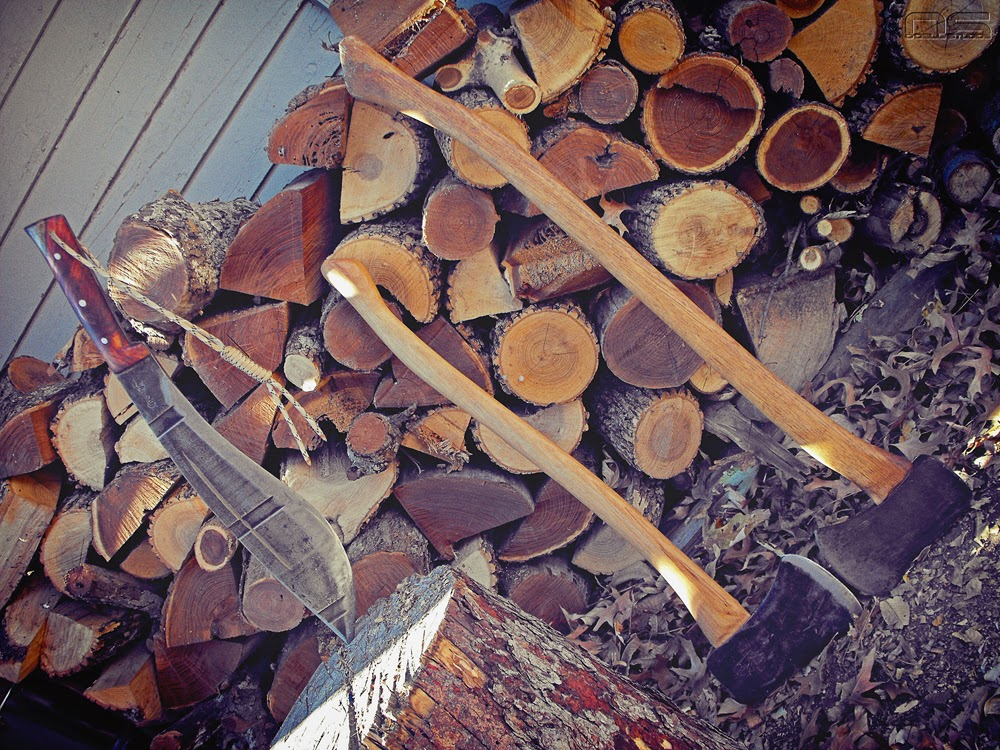 firewood processing tools