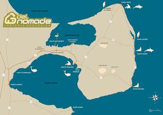 Ruta Provincial 2 inauguración oficial en Península Valdés