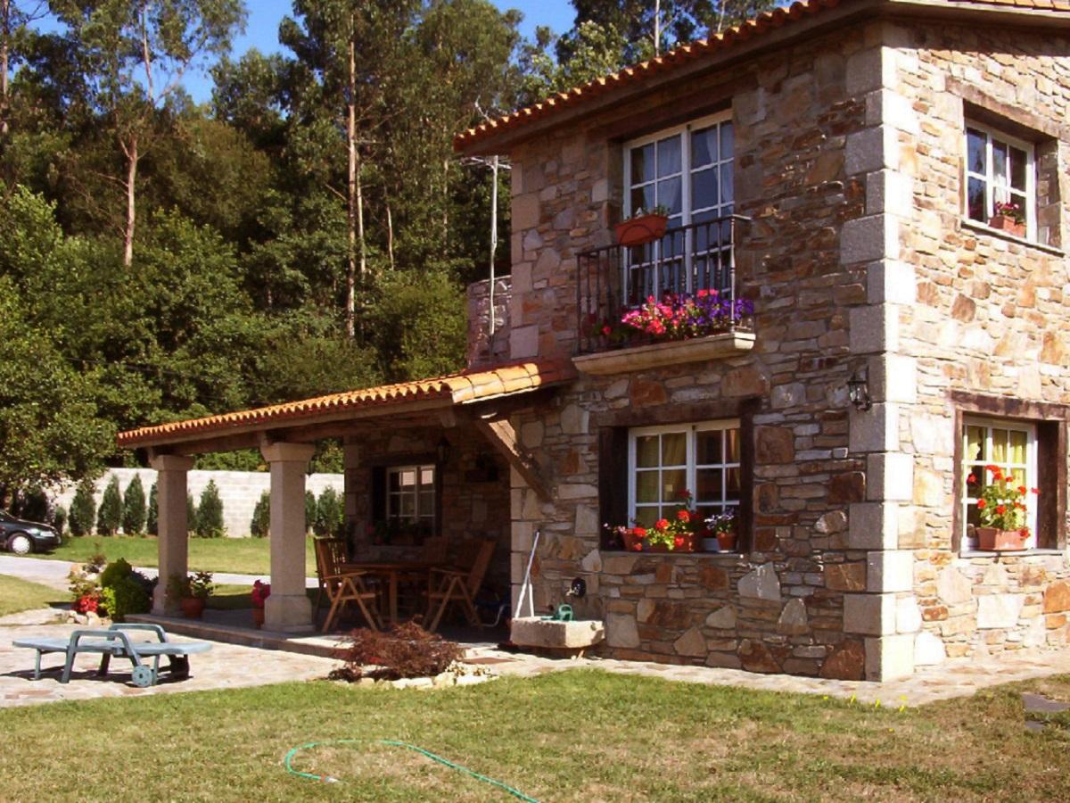 Construcciones r sticas gallegas casa en lubre - Casas rusticas gallegas ...