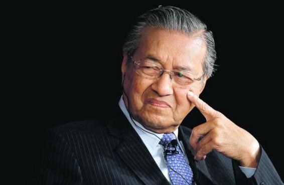 Tun Mahathir kata gaya mewah ahli politik bukti rasuah