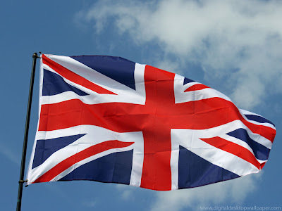 Bendera negara Inggris